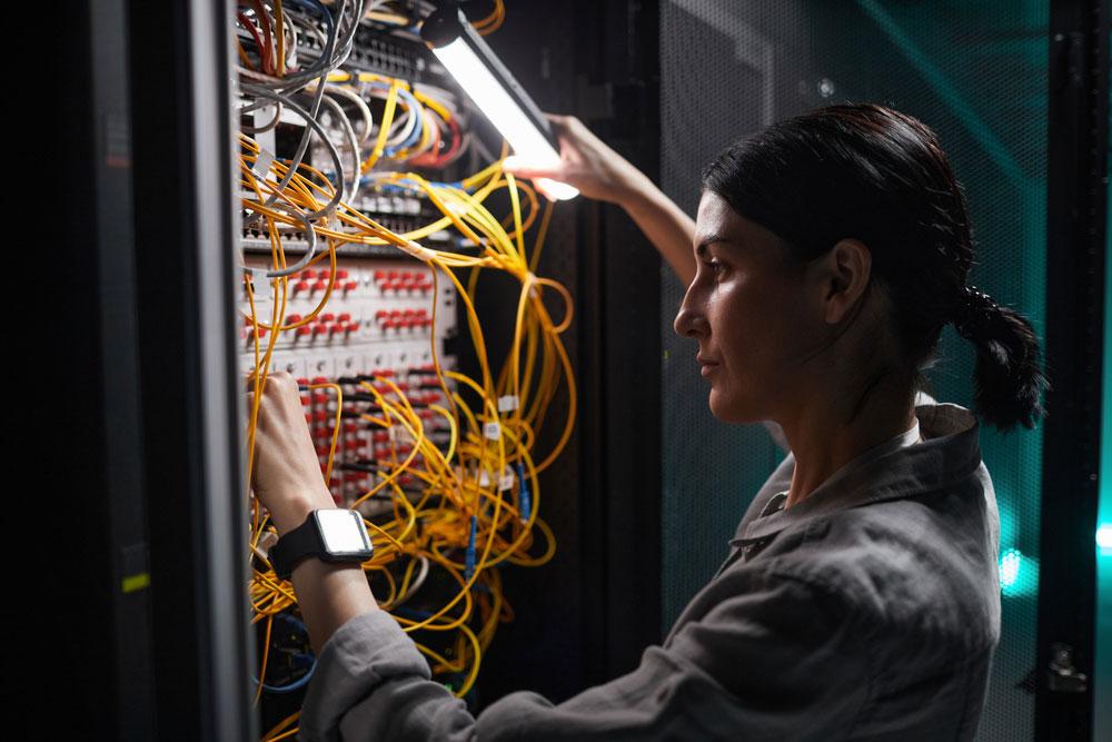 female network engineer